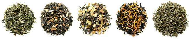 Tè aromatizzati