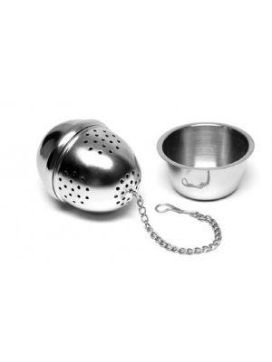 Filtro per tè in acciaio