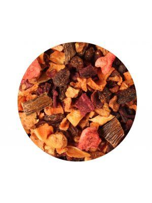 infuso frutta fragola vaniglia