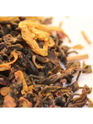 Tè alla noce moscata e arancia
