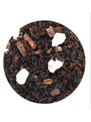 tè nero cioccolato