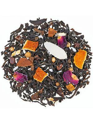 Tè nero mandorle  vaniglia